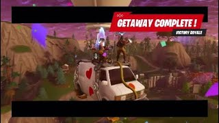 FORTNITE P.O.S SAVAGE GETAWAY DUBB