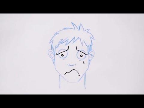 Dessiner Une Expression Du Visage La Tristesse Hellokids Youtube