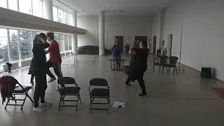 Гагаузский театр репетирует новую постановку