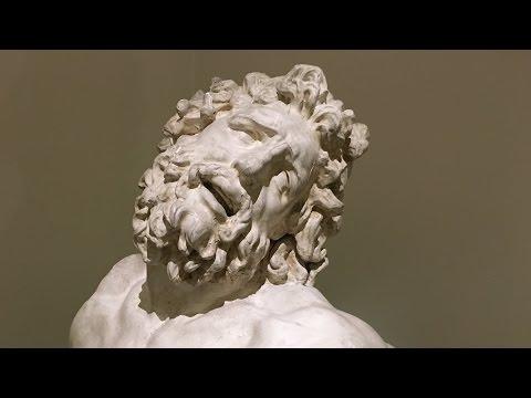 """2 minutes dans l'exposition """"Corps en mouvement"""" au Louvre"""