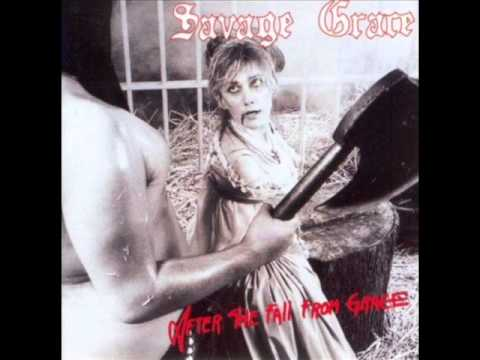 Savage Grace - After the fall From Grace