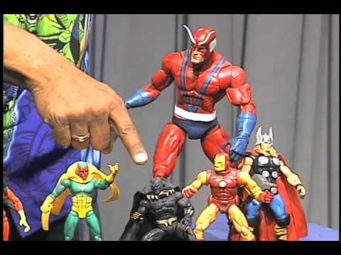 Fantastic Forum's Cool Toys Segment - Marvel Legends Avengers