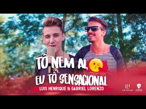 Luis Henrique & Gabriel Lorenzo - Tô Nem Aí Eu Tô Sensacional