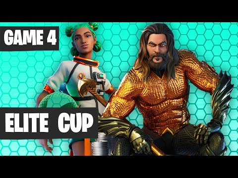 Elite Cup Game 4 Highlights - Fortnite Tournament 2020