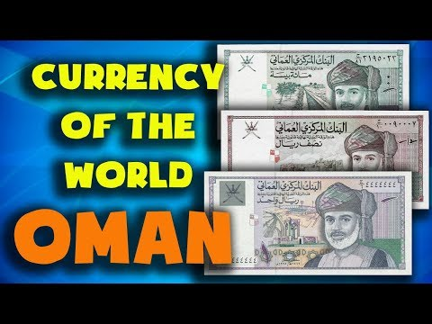 Currency Of The World - Oman. Omani Rial. Exchange Rates Oman.Omani Banknotes And Omani Coins