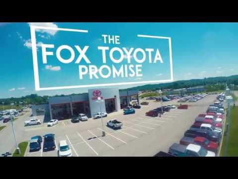 Elegant Fox Toyota   Clinton, TN Serving Knoxville Area