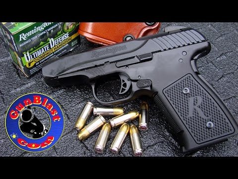 Shooting Remington's Re-Engineered R51 9mm Semi-Automatic Pistol - Gunblast.com