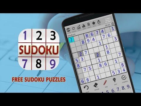 Sudoku - Classic Sudoku Free Game – Apps on Google Play