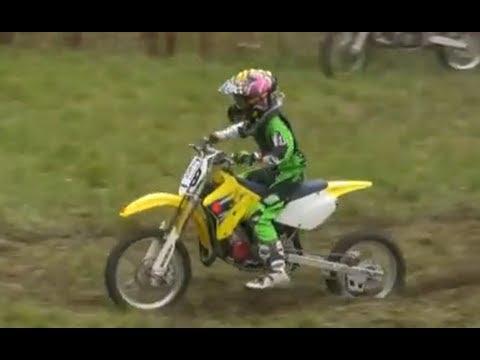 Suzuki RM85 Hillclimb Kid