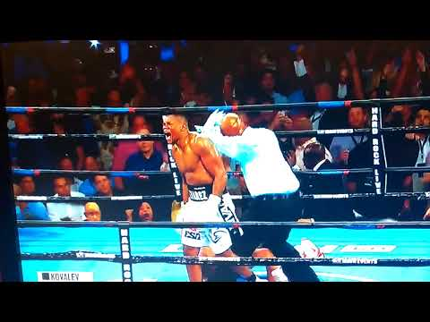 Alvarez knocks out kovalev in the 7th