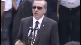 Başbakan Erdoğan, Bosna Hersek'te Srebrenitsa'da konuştu