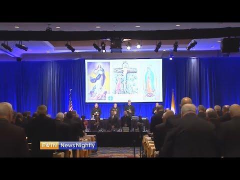 U.S. Bishops Open Annual Meeting - ENN 2018-11-12