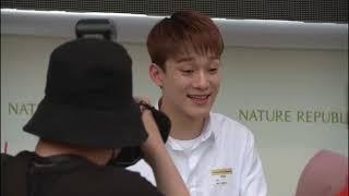 Download Video EXO(엑소)Suho (수호) Chen (첸) Kai (카이) on Nature Republic Korea Instagram Live 2   May 26, 2019 MP3 3GP MP4