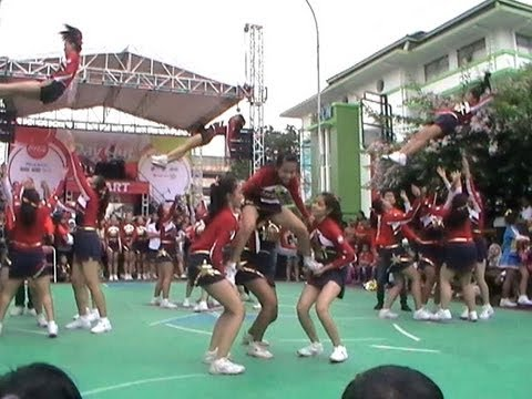 Cheerleader Competition (Pemandu Sorak),Day Out Event, Bandung
