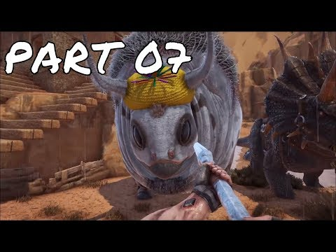 DINO GUA MATI DI SERANG - ARK Survival Evolved