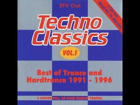 Techno Trance Hardtrance Classics Vol.1 1991 - 1996 Megamix incl. Playlist
