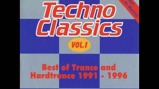 Techno Trance Hardtrance Classics Vol.1 1991 - 1996 Megamix incl. Playlist