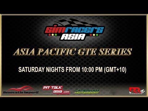 Asia Pacific GTE Series - Rd11 Le Mans 2017