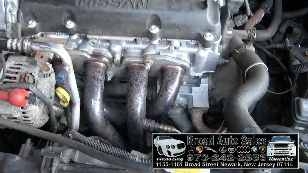 2002 Nissan Sentra Engine Diagram Schematic Diagrams Nissanpickupenginediagram 1996 Pickup Xe 2 4 L4 Gas Wiring Se R Spec V Youtube 06
