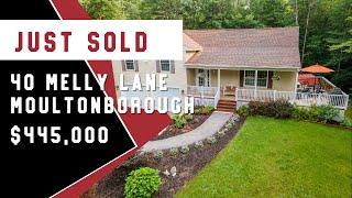 For Sale: 40 Melly Lane Moultonborough, NH