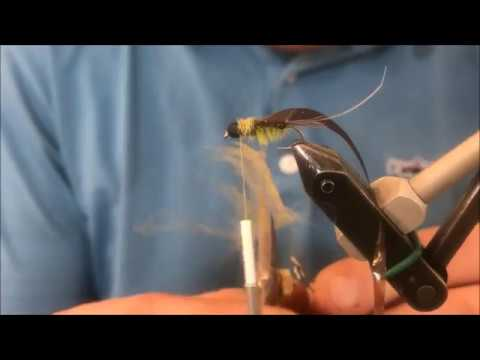 Fly Tying Green Drake Nymph