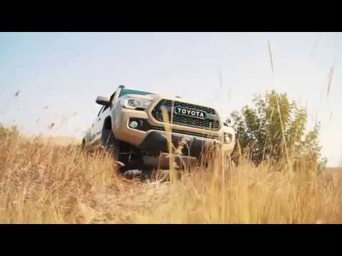 Jacked Up Custom 2018 Toyota Tacoma Youtube