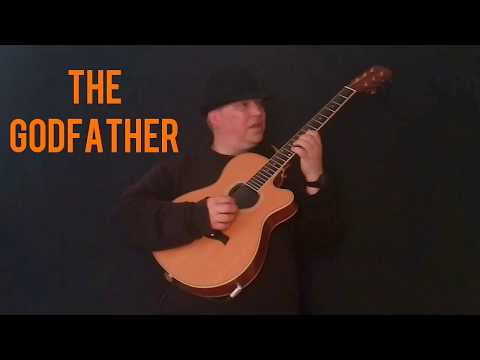 The Godfather Theme ( Guitar cover 2018 )