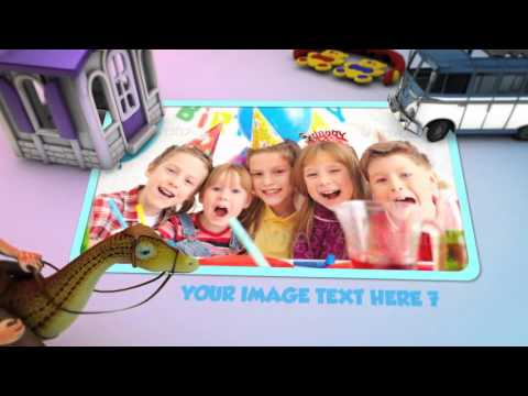 toy story slideshow after effects templates from videohive