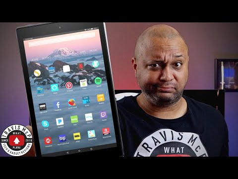 The best Amazon Tablet yet? Amazon Fire HD 10 2019 version review!
