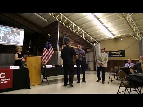 Zachary Payne Graduation from Warrensburg Area Career Center DSCN1435