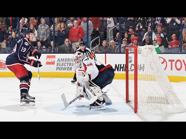 Shootout: Capitals vs Blue Jackets