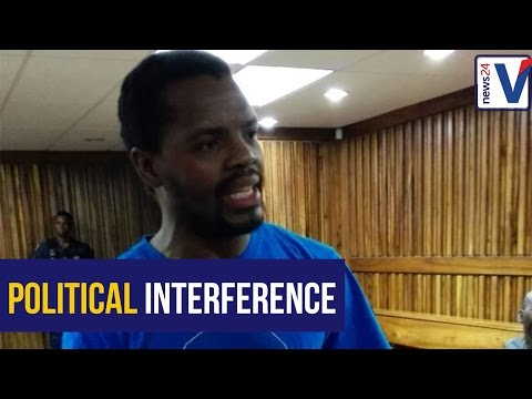 Thumbnail: It's shocking we still have political prisoners with a black government - Mcebo Dlamini