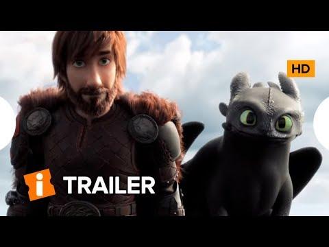 Como Treinar O Seu Dragão 3 | Trailer Dublado - YouTube