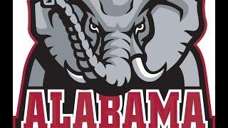 Alabama Crimson Tide Scrimmage - Running Backs / Najee Harris, Brian Robinson