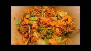 Quick Nacho Dorito Taco Salad