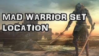 Dark Souls 2 Mad Warrior Set Location