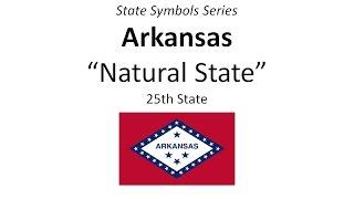 State Symbols Series - Arkansas
