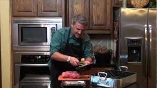 Albertsons Market Beef Tenderloin Roast With Herb Seasoning