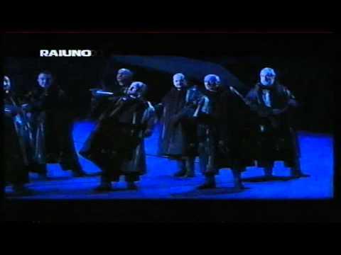 Macbeth - Secondo Atto - Scene I-IV