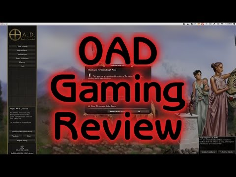 0AD Gaming Review
