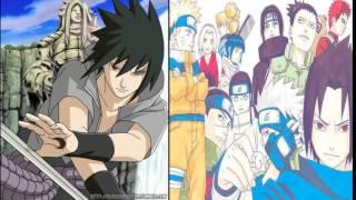 Naruto Shippuden  [ENDING 27 ] Black Night Town