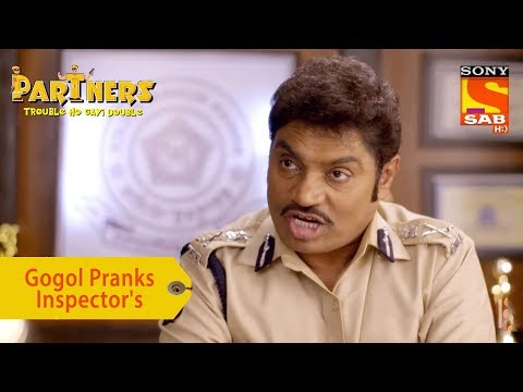 Your Favorite Character | Gogol Pranks Inspectors | Partners Trouble Ho Gayi Double