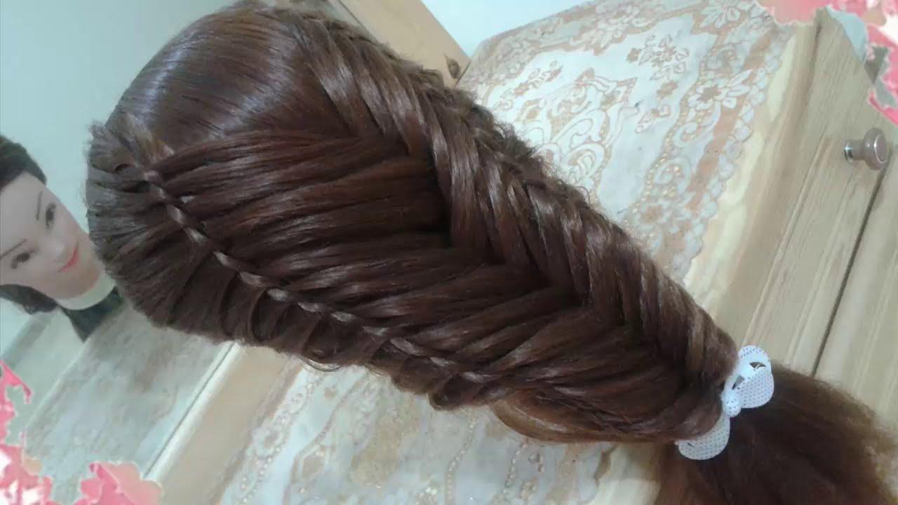 Peinados Sencillos Faciles Para Cabello Largo Bonitos Y Rapidos Con