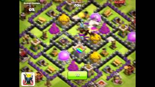 Clash of Clans [EPIC] Center Spawn Trap