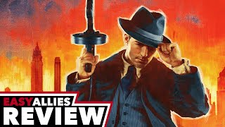 Mafia: Definitive Edition - Easy Allies Review (Video Game Video Review)
