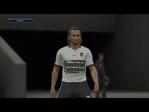 PES 2015 Racing Clube de France 2 x 1 Patético de Madrid