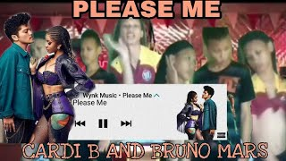 Cardi B and Bruno Mars  Please Me Official Music Video Parody by Kim Dejarme