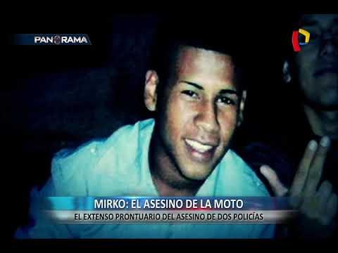 Mirko: el asesino de la moto que acabó con la vida de dos policías
