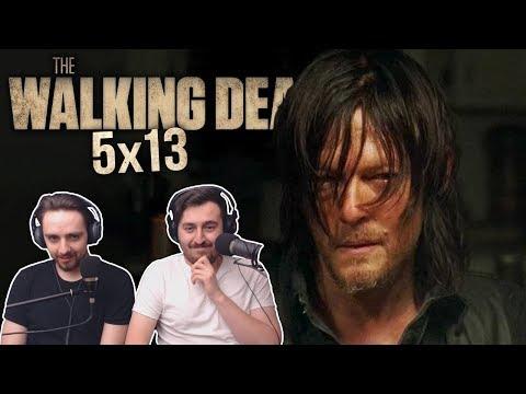 The Walking Dead Season 5 Episode 13 Reaction