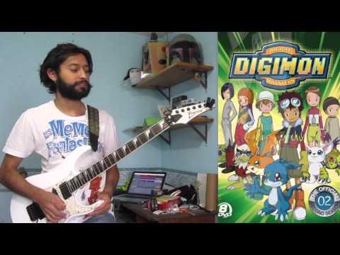 [Anime] Break up! - Ayumi Miyazaki [Digimon 02 Armor evolution] (Cover by Richard)